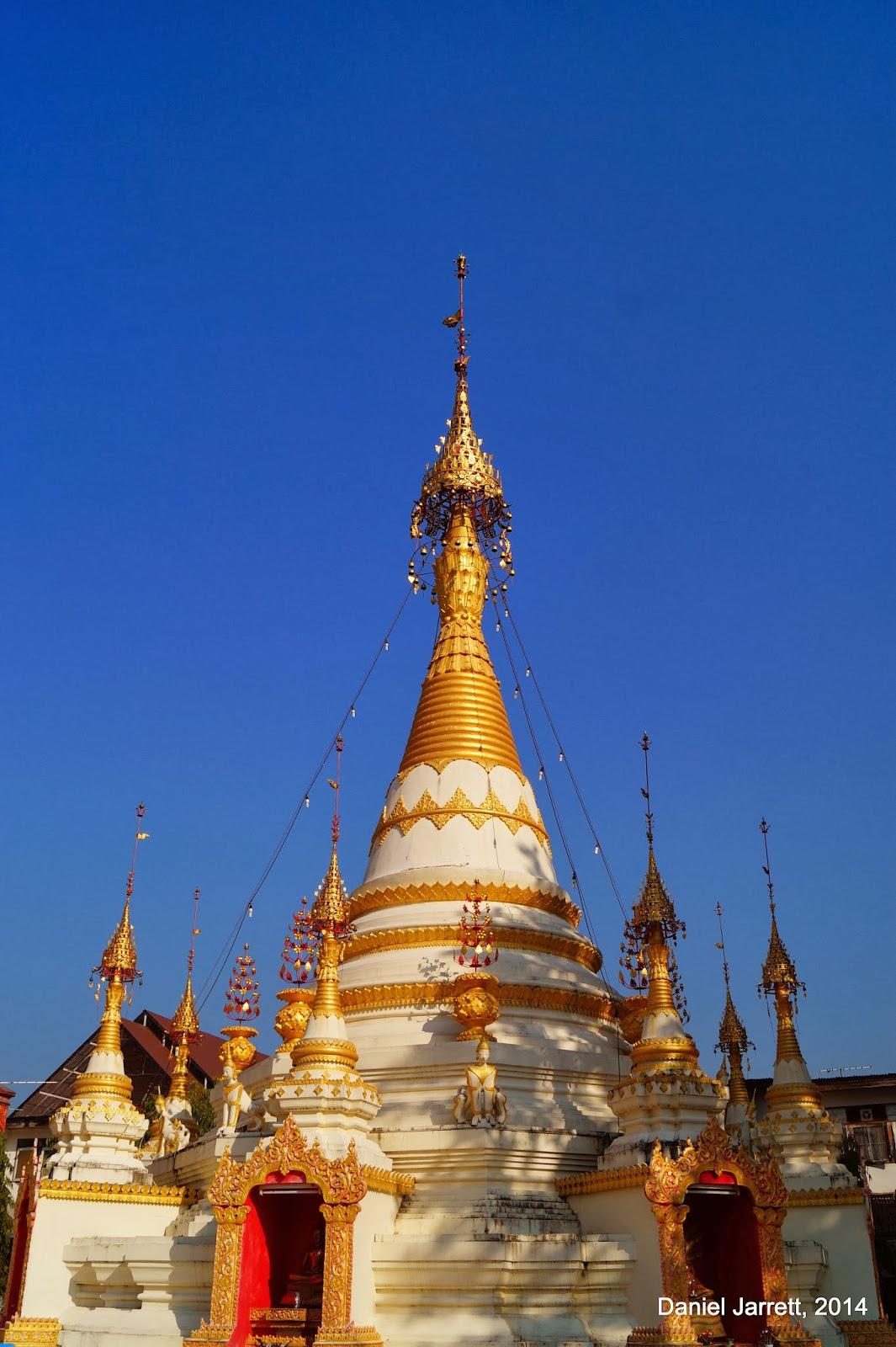 Wat Hua Wiang Mae Hong Son