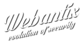 Webantix - Evolution of Security