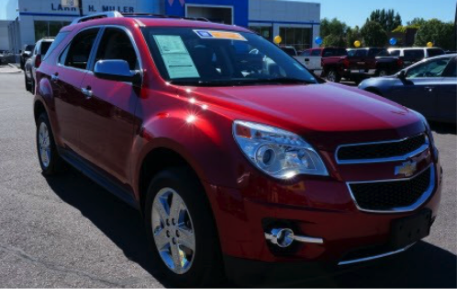 ... Larry H. Miller Chevrolet Provo And Try Your Key Today! Win BIG With A  Chevrolet Equinox* If Your Key Opens The Lock Box And/or Your Activation  Code ...