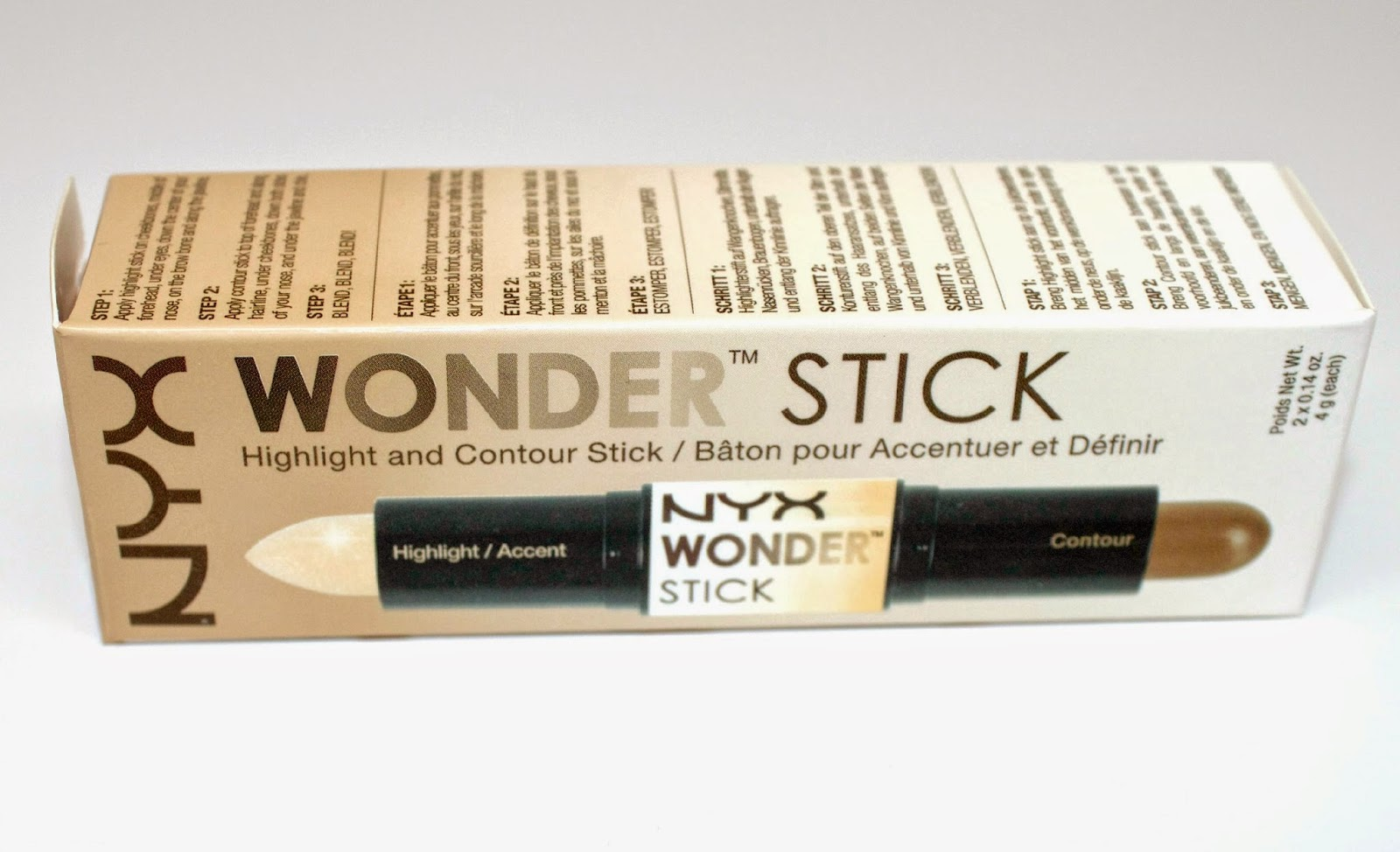 Review Demo Nyx Wonder Stick Girlythingsby E Beauty Chit Chat Concealer