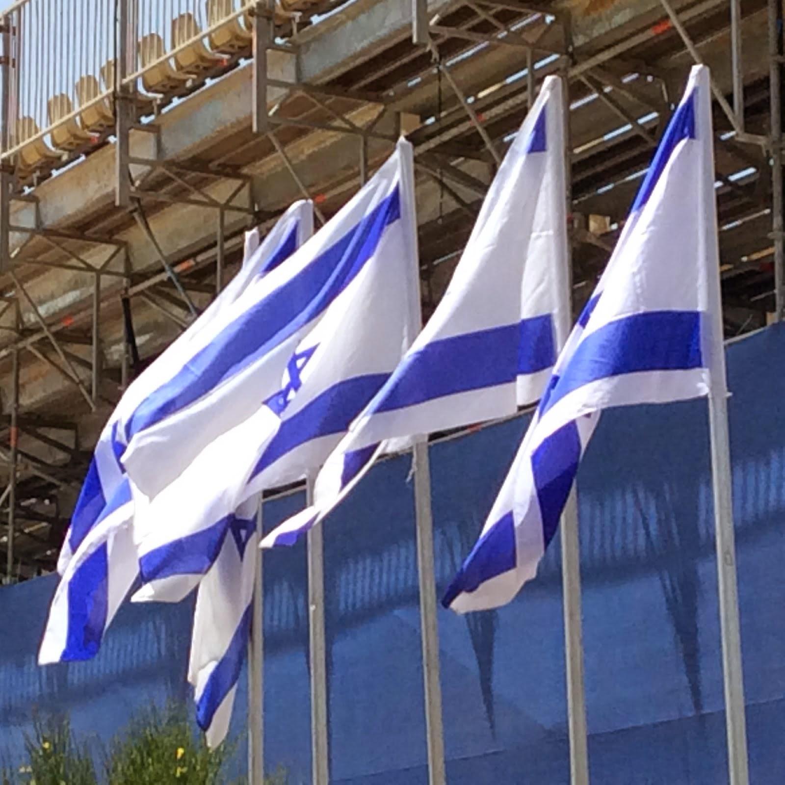 כל הארץ דגלים דגלים