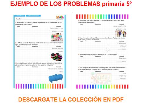 http://www.orientacionandujar.es/2014/06/19/coleccion-de-problemas-para-5o-de-primaria-en-pdf-e-interactivos-ideales-para-pdi/