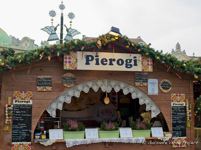 Pierogil - Cracovia, por El Guisante Verde Project
