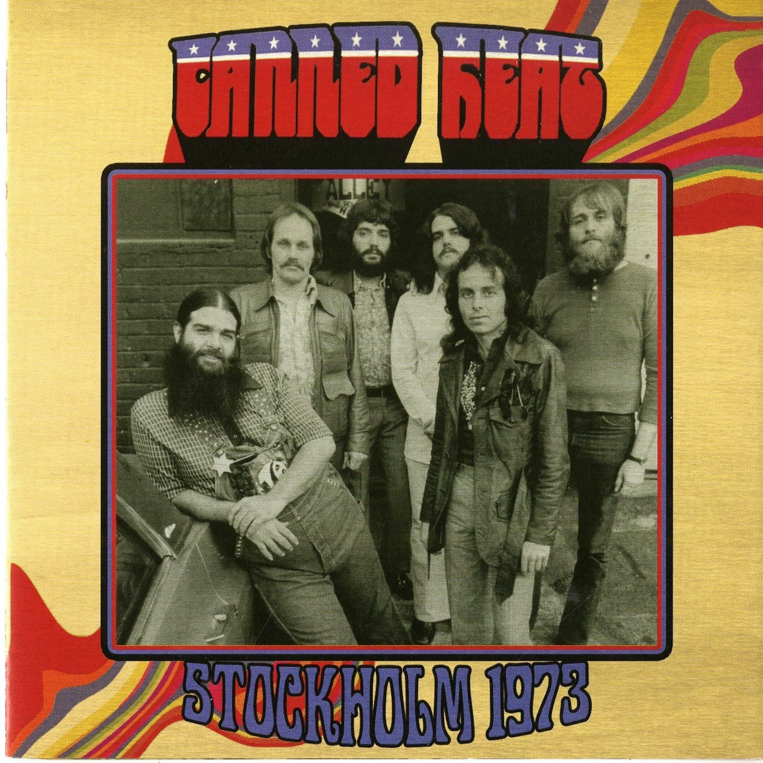 Canned Heat's Stockholm 1973