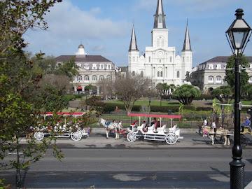 Nouvelle-Orléans - 14 mars