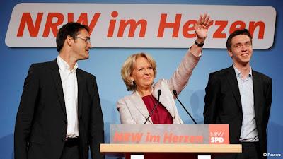Alemanha: Social-democratas e verdes  com maioria para governar estado mais populoso