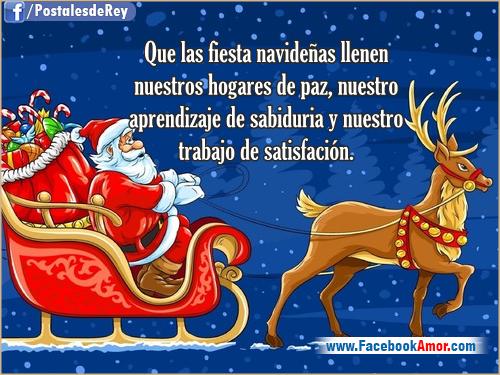 Postales Navideas Bonitas. Amazing Postales Con Frases Bonitas De ...