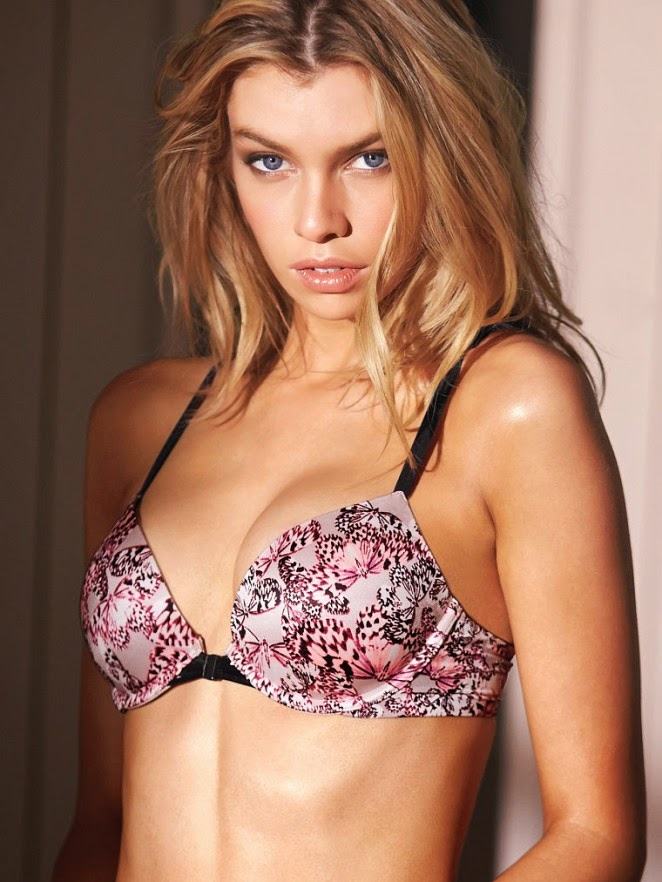 Stella Maxwell in Victoria's Secret Photoshoot – February 2015