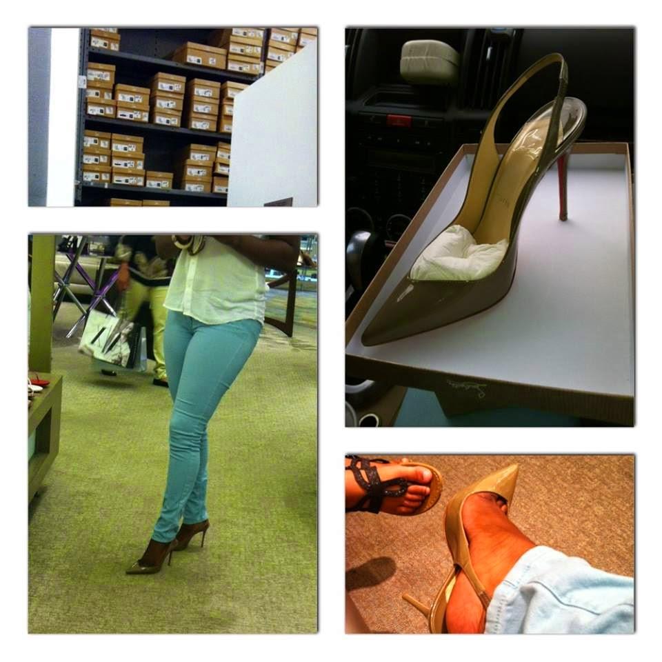 patent leather boat shoes men - christian louboutin Fleuve slingback pumps | cosmetics digital ...