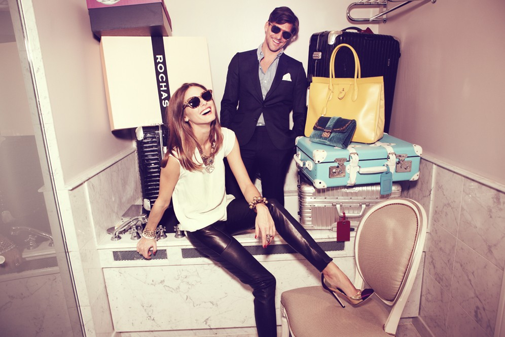 Olivia Palermo from the Lifestyle Mirror