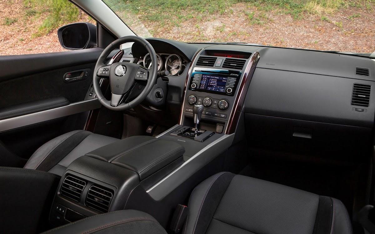 2013 Mazda CX 9 Widescreen HD Wallpaper 6