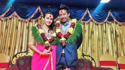 Nischhal Basnet to Marry Hostel Returns actress Swastima