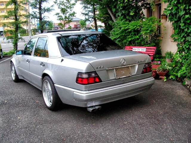 Mercedes benz w124 e62 amg benztuning for Mercedes benz w124 amg