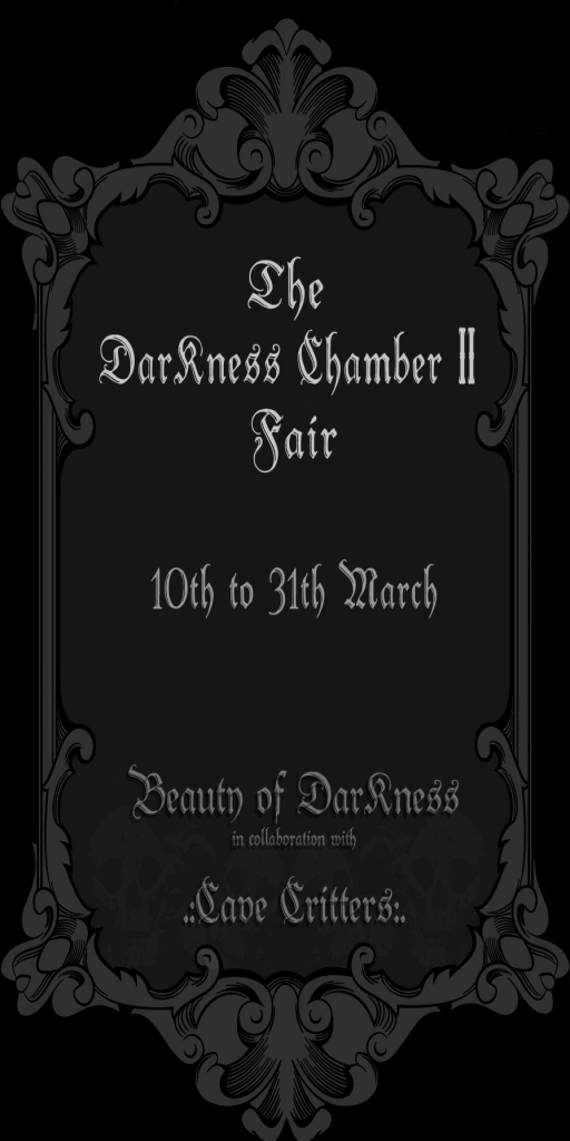 Darkness Chamber Fair