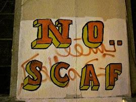 NOSCAF أى:  لا لحكم العسكر