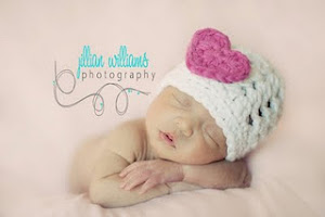 Little Sweetheart Crochet Hat