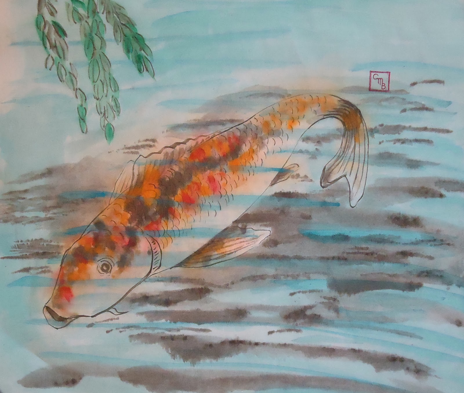 Cliff brown art may 2011 for Longest living fish