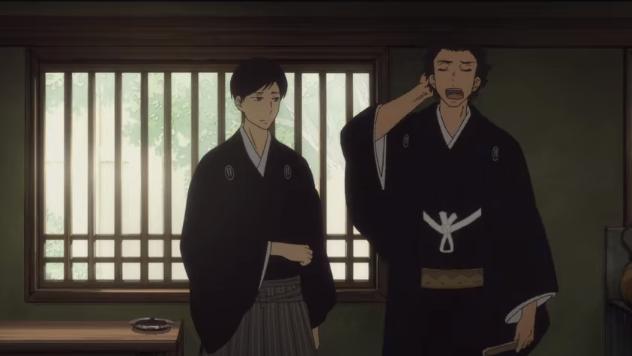 Lagu Pembuka Anime 'Rakugo Shinju' Diperlihatkan Di Video Promosi Ketiga