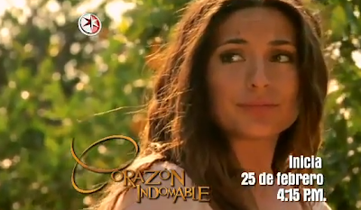 Novelas Mexicanas con J: Corazon Indomable (2013)