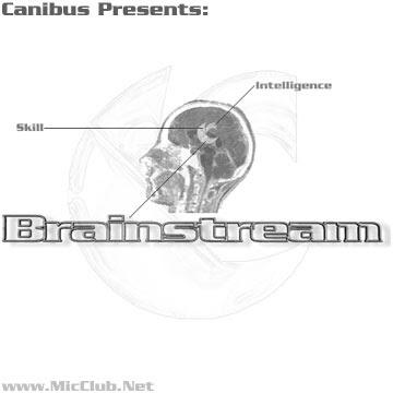 Canibus – The Brainstream (CD) (2003) (192 kbps)