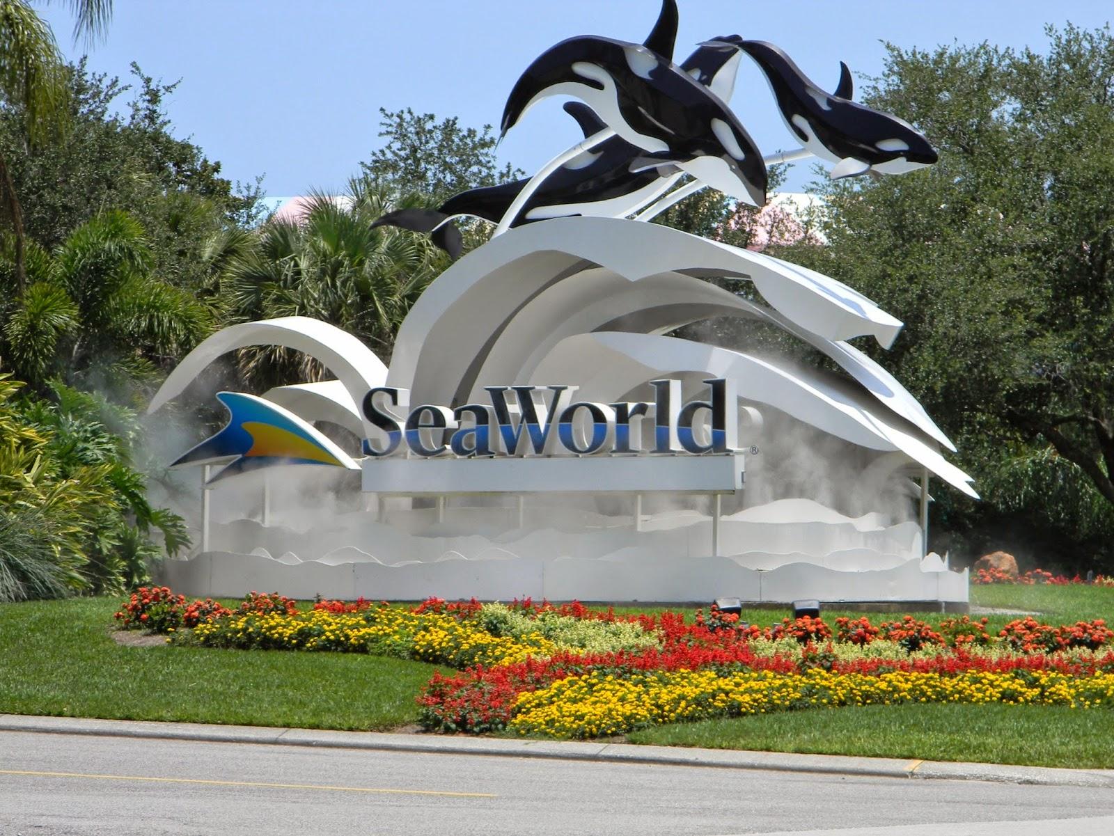 Sea World California in San Diego CA USA Tourist Destinations
