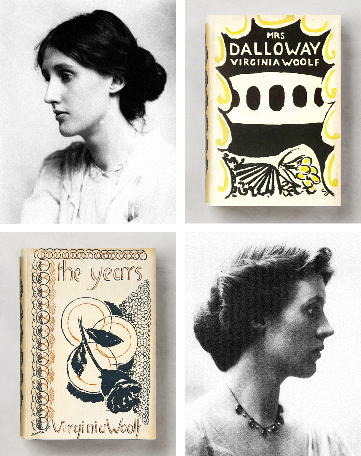 virginia woolf and vanessa woolf sisters book writer and illustrator on one more good one