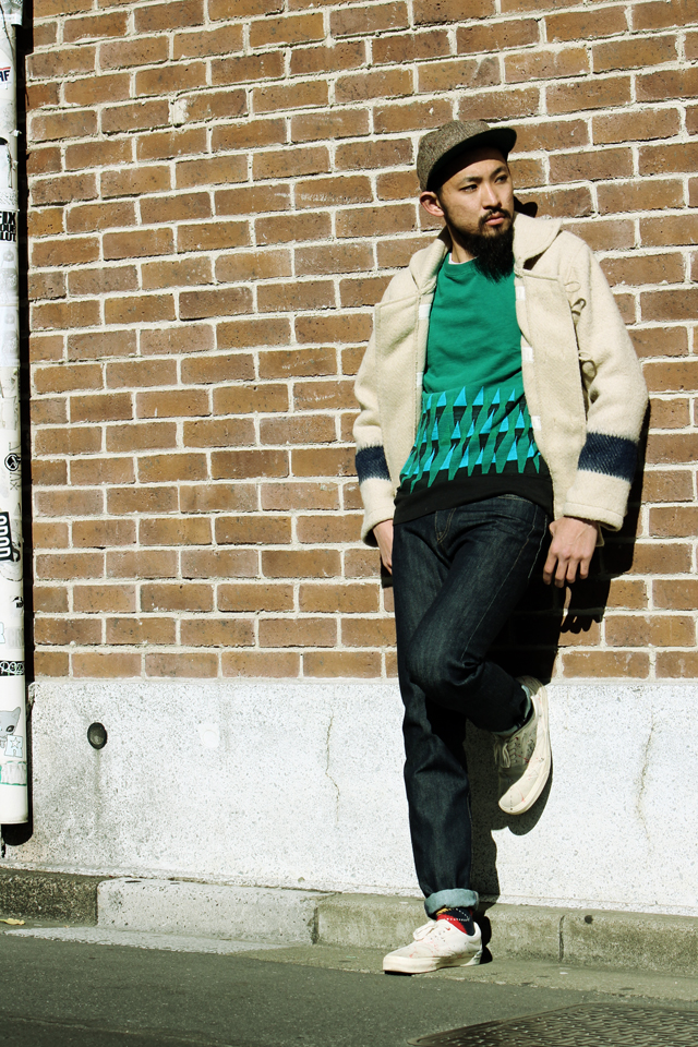 levismadeandcrafted 14fw 2014fallwinter greenangle ga mensstore mensshop