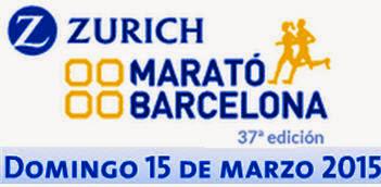 Maratón de Barcelona (España, 15/mar/2015)