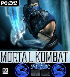 Mortal Kombat PC Game Free Download Full Version