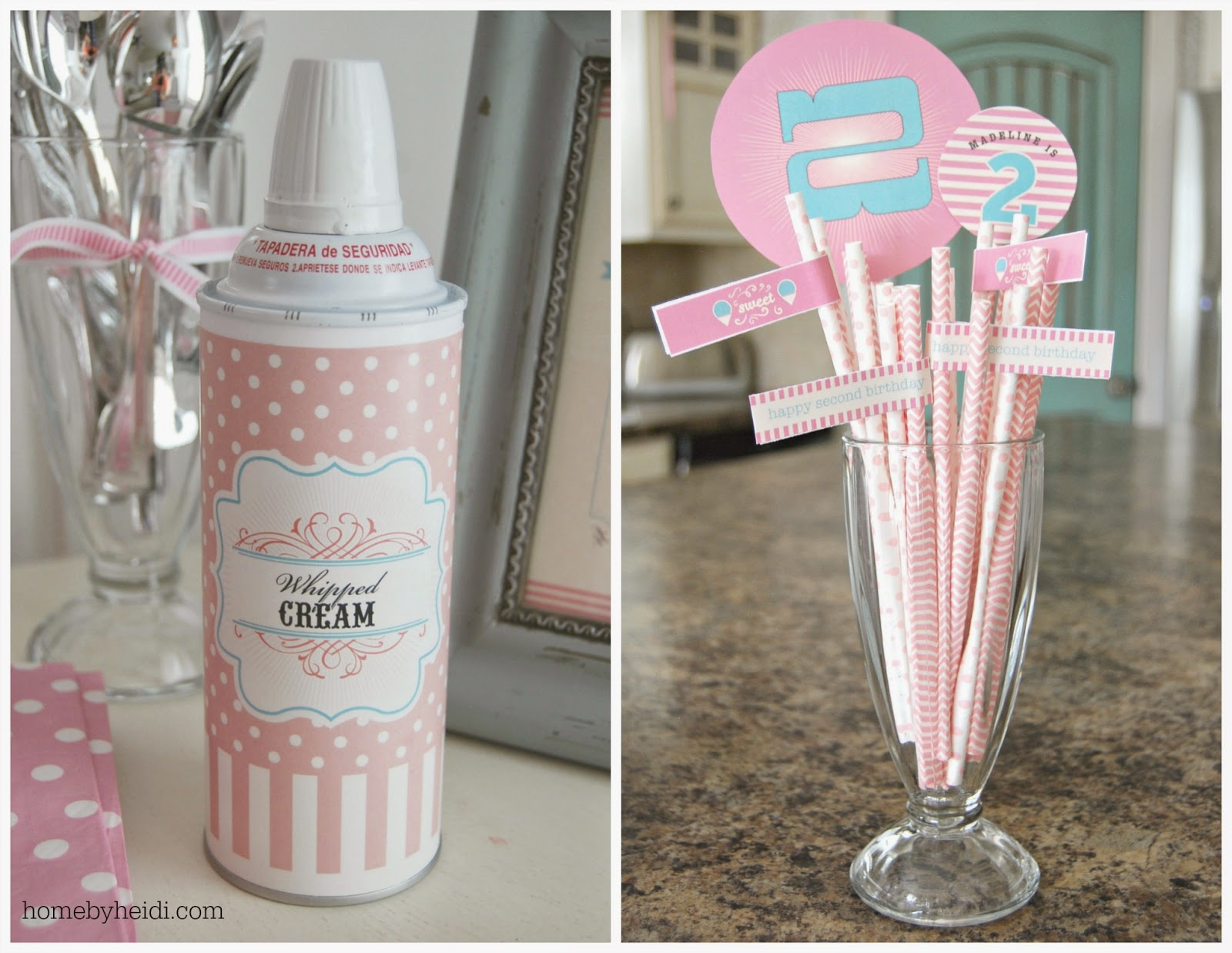 Home By Heidi Madeline S Ice Cream Parlor