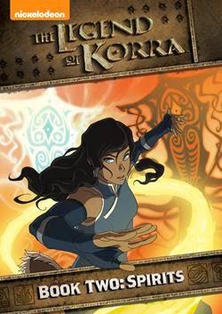 Legend of Korra: Book Two, Spirits