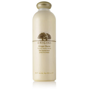 Origins, Origins shower gel, Origins body wash, Origins Ginger Burst Savory Body Wash, body wash, shower gel