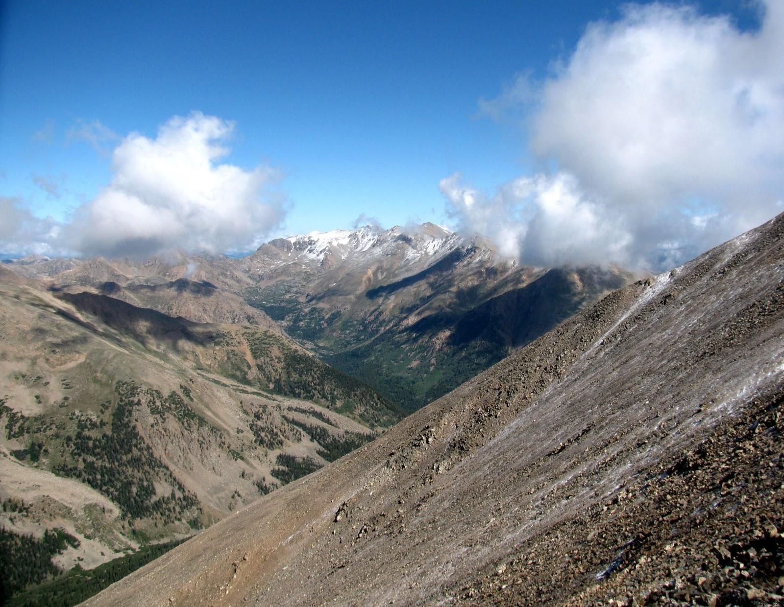 Mount Massive  Photos Diagrams amp Topos  SummitPost
