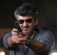 Ajith injured in Billa 2 action scene
