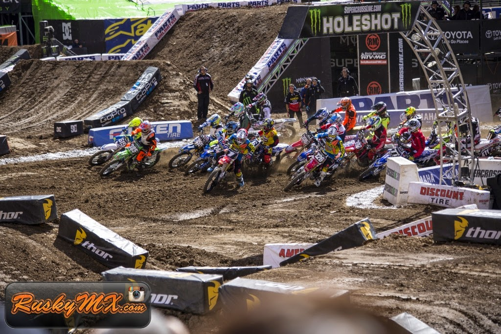 250 Heat 1 Start Metlife SX 2015