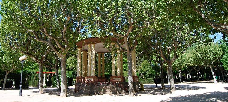 Parque de Miguel Servet