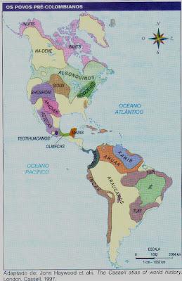 Hist ria geral os diferentes tipos de coloniza o na am rica - Fogli da colorare nativo americano ...