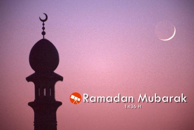 Hilal dan Ramadan 1436 H pada 17 Juni
