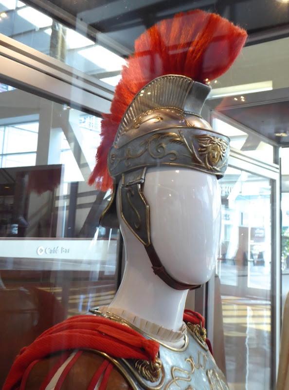 Hail Caesar Roman Centurion helmet