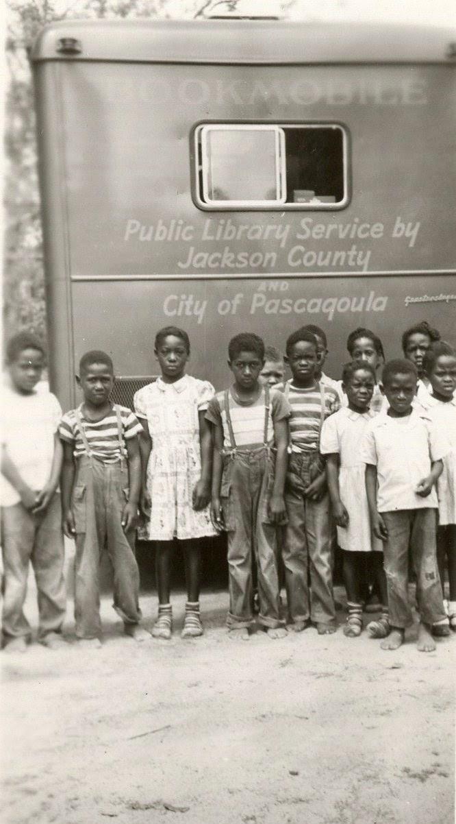 Mississippi jackson county escatawpa - Jackson County Library And City Of Pascagoula Bookmobile