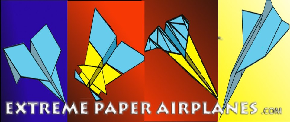 TOP 3 LONG DISTANCE FLYING PAPER AIRPLANES