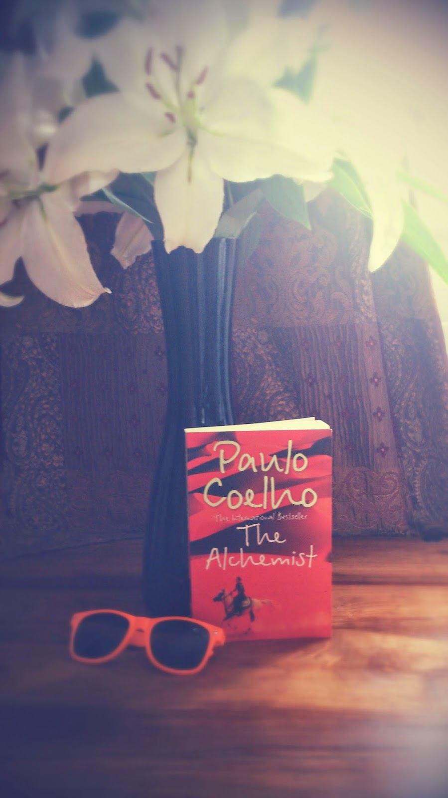 the artful blogger recently i picked up relatively well known book called the alchemist by paulo coelho this book has everything mystery magic journeys through the