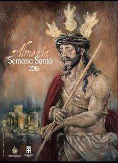 Cartel Semana Santa Almería 2018
