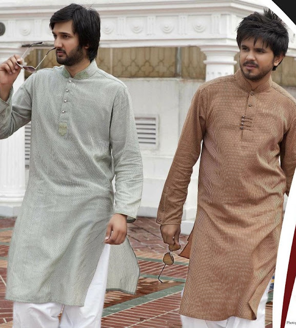 Pakistani Shalwar Kameez he styles.blogspot.com+(3) - Mens Wear For Traditional Marriage