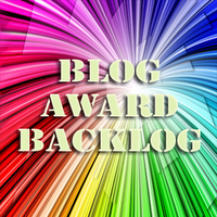 Blog Award Backlog