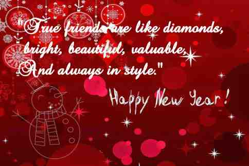 FRIENDSHIP QUOTES FOR NEW YEAR 2016 IN ENGLISH WITH HD IMAGES ...