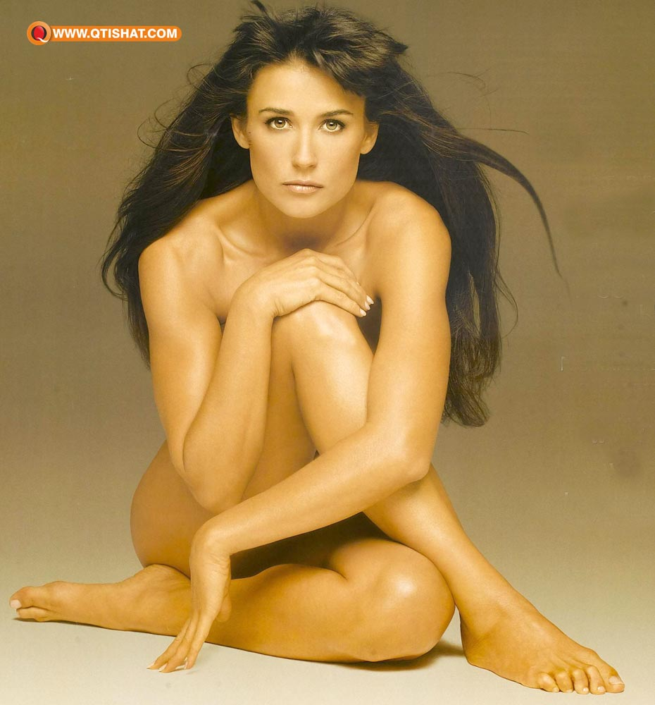 View Demi Moore Nude Naked Wallpaper Download