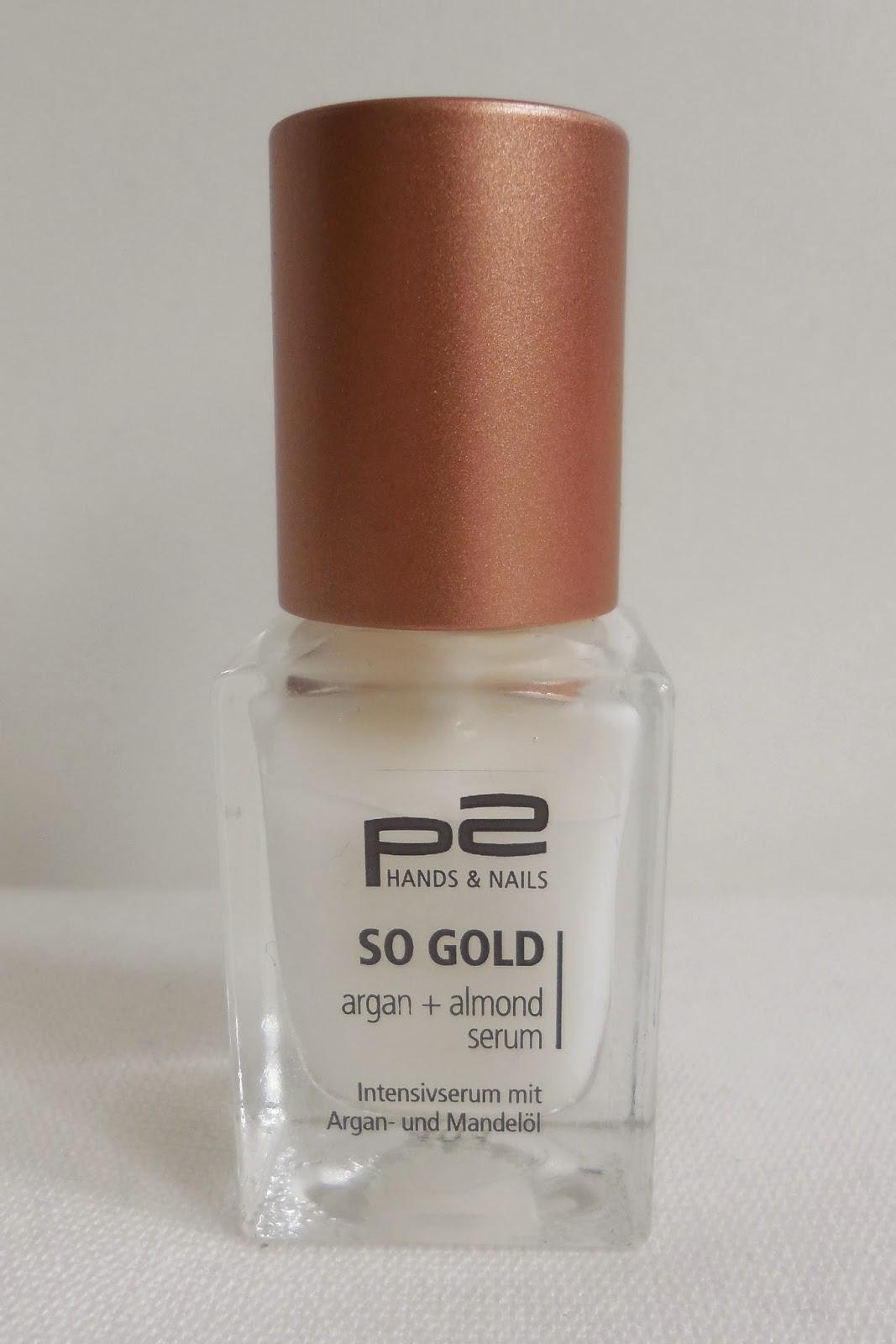 Neue Nagelpflegeprodukte von p2! - alionsworld