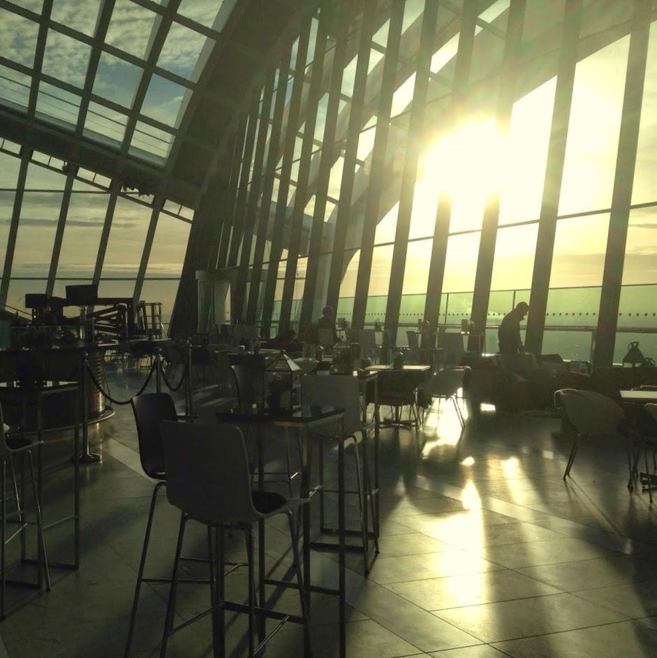 Darwin Brasserie Sky Garden