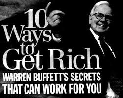 Warren Buffet Way, stock market, make money on stock market, rich on stock market, buy company shares